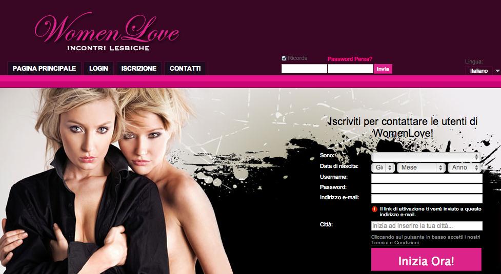 sito film erotici app di incontri